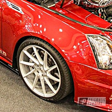 Custom Cadillac Cts-v Featured At Sema Show 2017