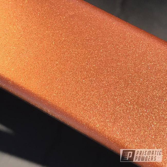 Powder Coating: POLISHED ALUMINUM HSS-2345,Custom Gate,Copper Nugget PPB-5595,Gate,Custom Railing