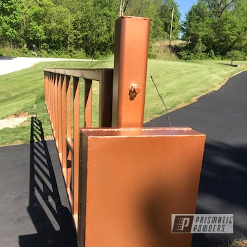 Powder Coated Gate In Hss-2345 And Ppb-5595