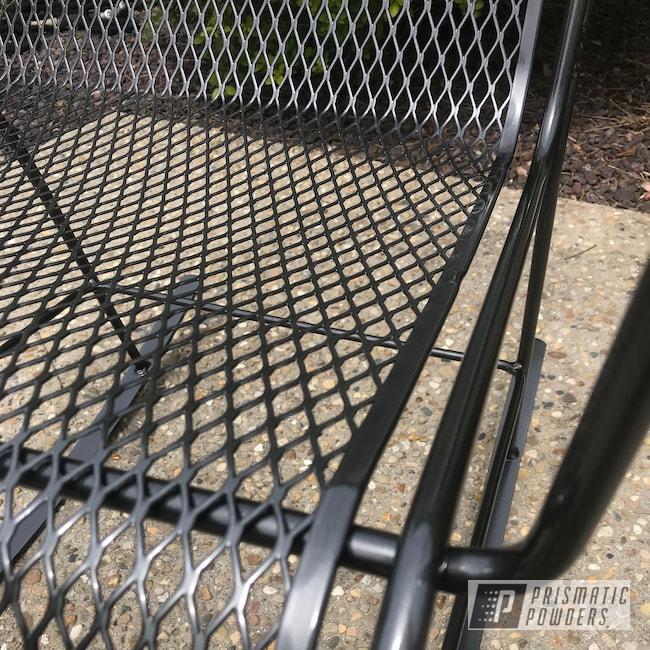Powder Coating: Patio Furniture,Wet Charcoal PMB-6480,Outdoor Furniture,Custom Outdoor Furniture,Furniture