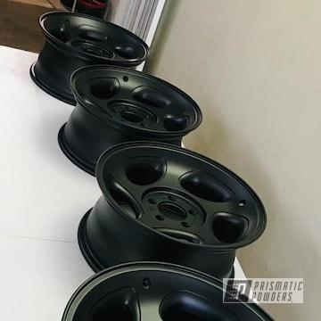 Powder Coated Ford Ranger Wheels In Hss-1336