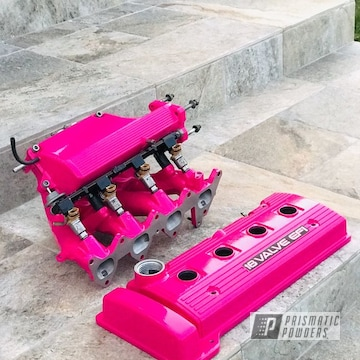 Powder Coated Automotive Parts In Pss-4679