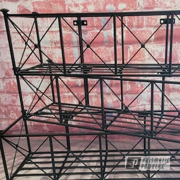 Powder Coated Flower Planter Frames In Uss-1522