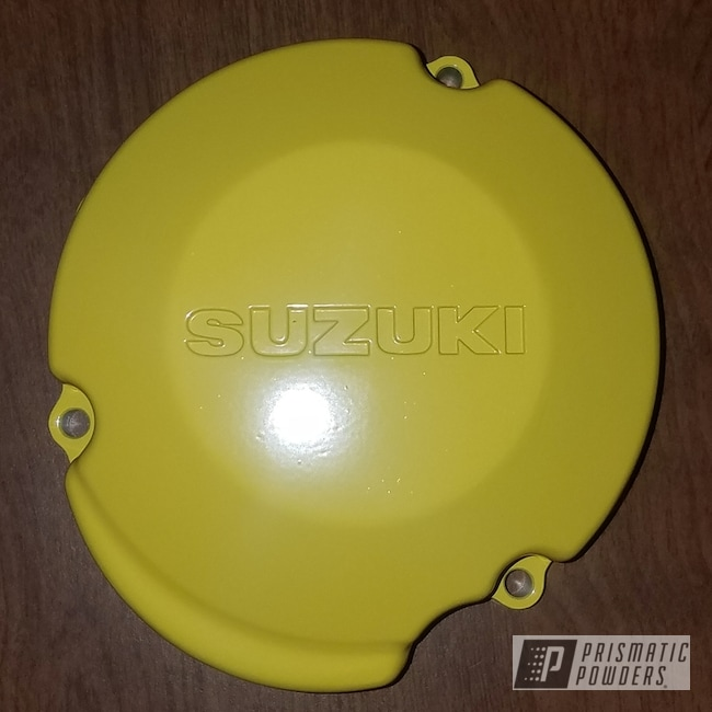 Powder Coated Suzuki Stator Cover In Pss-2600