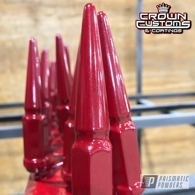 Powder Coating: Vintage Bling PMB-10009,lug nuts