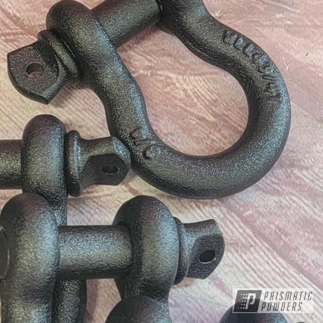 Powder Coating: Splatter Black PWS-4344,Automotive,Tow Hooks,Splatter Black,Automotive Parts