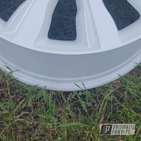 "Powder Coating: Wheels,Rims,Aluminum Rims,18"" Aluminum Rims,Automotive Rims,Pearl Sparkle PMB-4130,Automotive Wheels,Aluminum Wheels"