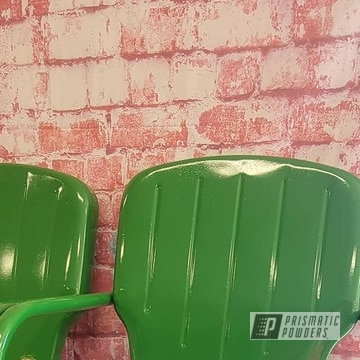 Powder Coated Lawn Chairs In Pss-4517