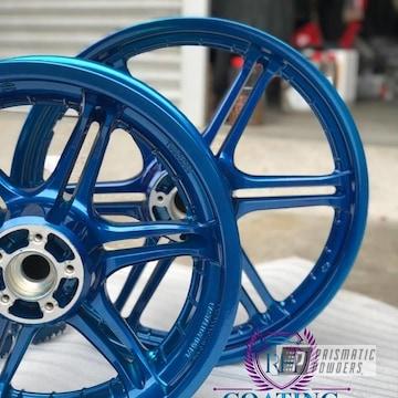 Powder Coated Harley Wheels And Parts