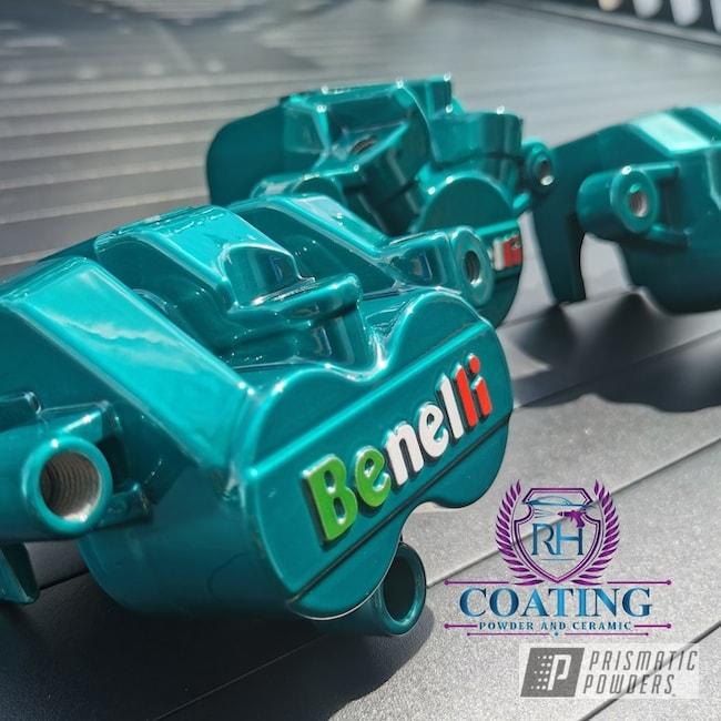 Powder Coated Benelli Calipers