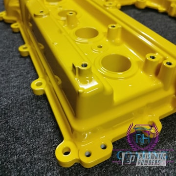 Powder Coated Valve Cover In Pss-2600 And Ppb-4617