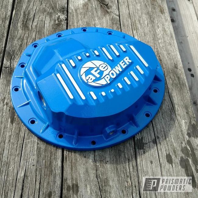 Powder Coating: Automotive,RAL 5005 Signal Blue