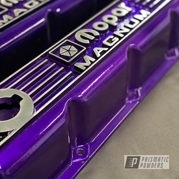 Powder Coated Valve Covers In Hss-2345 And Pps-1505