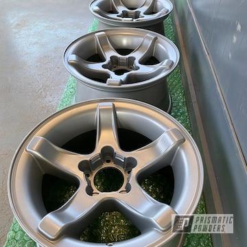 Powder Coated Wheels In Pmb-6525