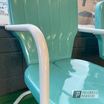Powder Coated Lawn Chairs In Pss-4063 And Pss-5690