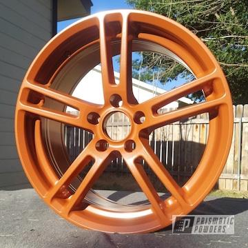 Powder Coated Kia Wheels In Pmb-8013