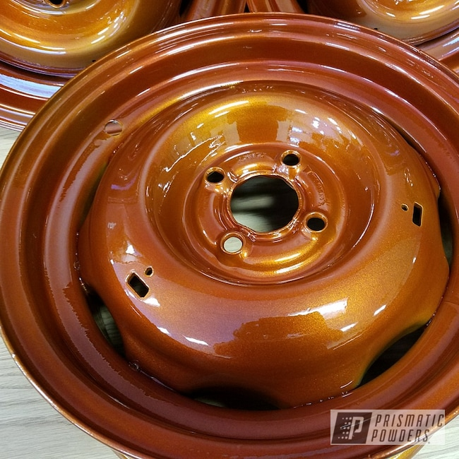 Powder Coating: Wheels,Clear Vision PPS-2974,Custom Wheels,Illusion Cinnamon PMB-6923,Custom 2 Coats