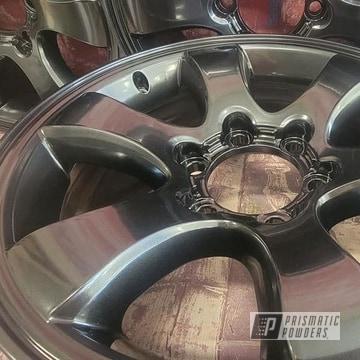 Powder Coated Wheels In Pmb-4105