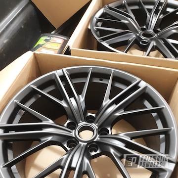 Powder Coated Camaro Wheels In Ess-4441