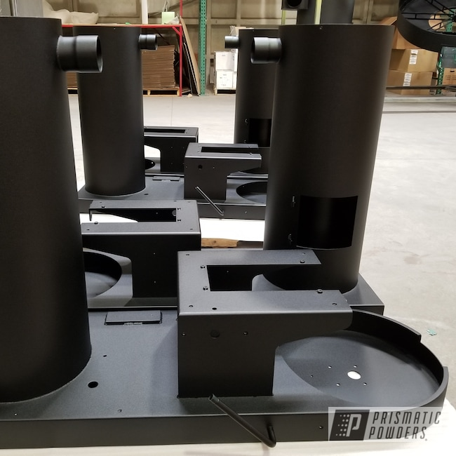 Powder Coating: Black Cast PCS-4721,UTV RACK