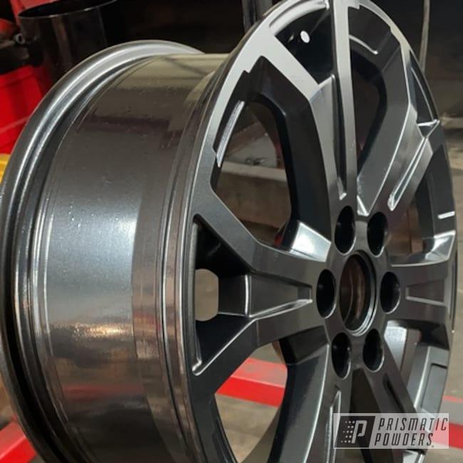 Powder Coated Wheels In Pmb-4249