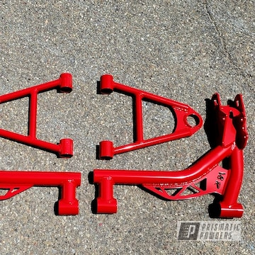 Powder Coated Control Arms In Ess-10171 And Pss-2694