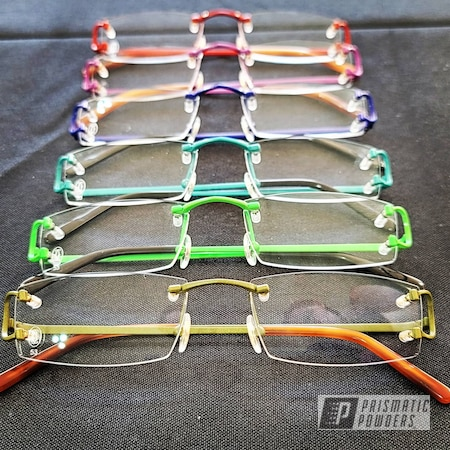 Powder Coating: VENICE TEAL PSB-1358,Bohemian Blue PMB-1528,Astatic Red PSS-1738,Glasses,Army Green PSB-4944,Sweet Plum PSS-1054,Neon Green PSS-1221,Eyeglasses