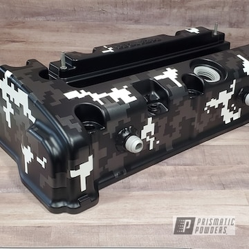 Powder Coated Valve Cover In Pss-1353, Pmb-5969 And Uss-1522