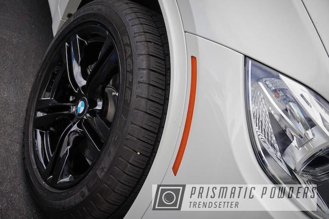 "Powder Coating: Wheels,Shine,Automotive,18"",chrome,Rims,Car,GLOSS BLACK USS-2603,BMW"