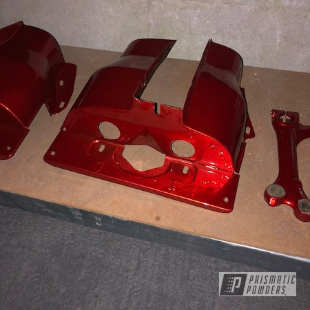 Powder Coating: Automotive,Illusion Copper PMS-4622,Buggy,Clear Vision PPS-2974,Bay Blue PMB-4850,2 Stage Application,Dune Buggy,Volkswagen,2 stage,Beetle