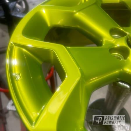Powder Coating: Wheels,Clear Vision PPS-2974,Rims,Illusion Shocker PMB-10050