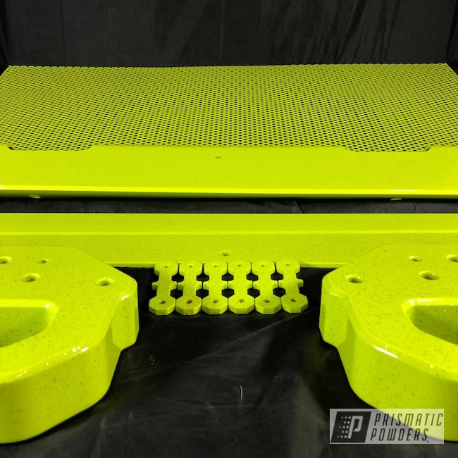 Powder Coating: Power Bait PMB-7084,Custom Auto Parts,Jeep