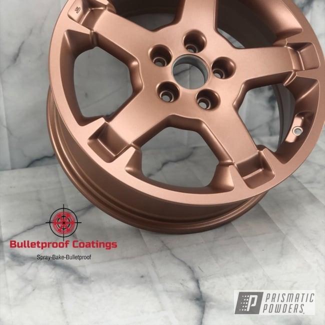 Powder Coated Honda Element Wheels In Pmb-4934