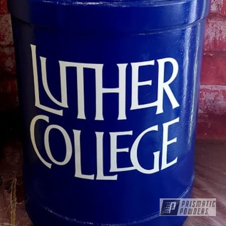Powder Coating: RAL 5002 Ultramarine Blue,Cream Can,Vintage Cream Can,Old Cream Can