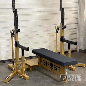 Powder Coated Workout Equipment In Pmb-6625, Pps-2974 And Uss-1522
