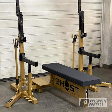 Powder Coating: Strong Man,Goldtastic PMB-6625,Clear Vision PPS-2974,BLACK JACK USS-1522,Workout Equipment,Ghost Strong,Gym Equipment,Weight Bench