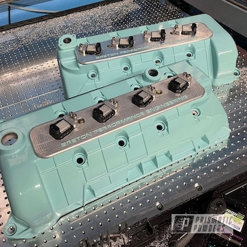 Powder Coated Valve Covers In Pps-2974 And Pss-4063