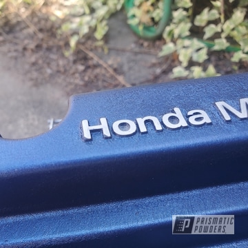 Powder Coated Honda Valve Cover In Pwb-2773
