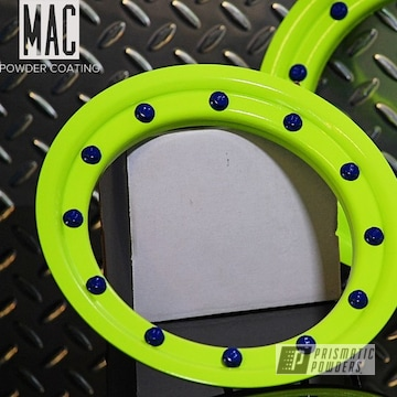 Powder Coated Atv Parts In Pss-7068
