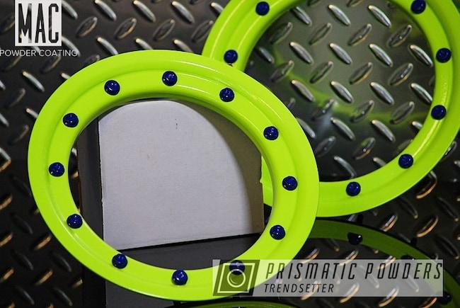 Powder Coating: ATV,Chartreuse Sherbert PSS-7068,ATV Parts