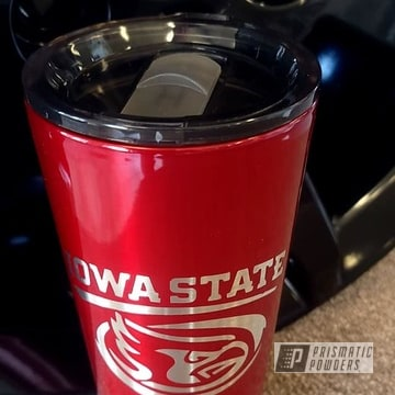Powder Coated Tumbler Cup In Ppb-6415