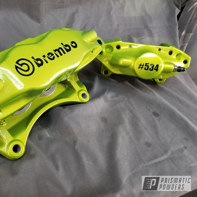 Powder Coating: Custom,Clear Vision PPS-2974,Brembo,GLOSS BLACK USS-2603,Illusion Shocker PMB-10050,Brembo Brake Calipers