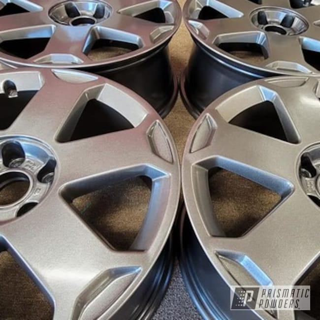 Powder Coated Wheels In Pmb-7073