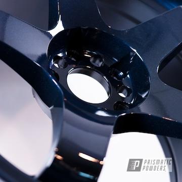 Powder Coated Evo Wheels In Pmb-10635