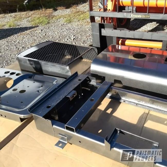 Powder Coating: welder,Kingsport Grey PMB-5027,Miscellaneous