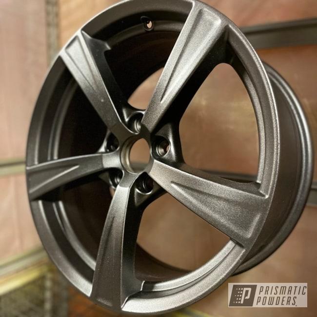 Powder Coated Wheels In Pmb-4671