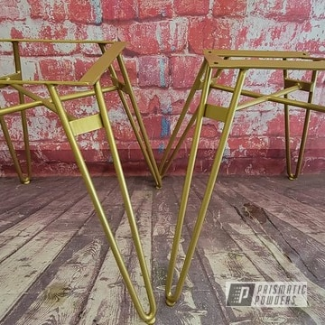 Powder Coated Chair Frames In Pmb-6625