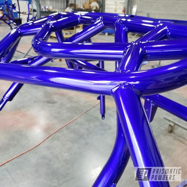 Powder Coated Rzr Parts In Hss-2345 And Ppb-4585