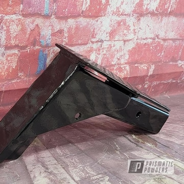 Powder Coated Trailer Hitch In Pss-0106