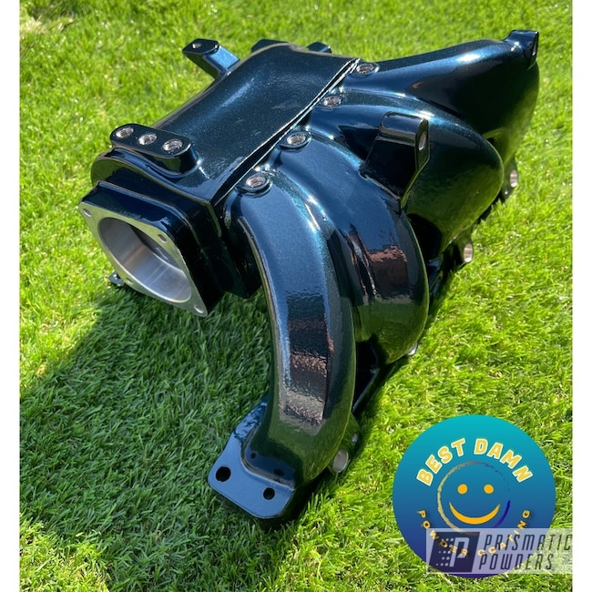 Powder Coated Auto Part In Pmb-4215